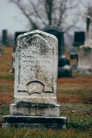 2014-12-23 - Upper Octorara Cemetery