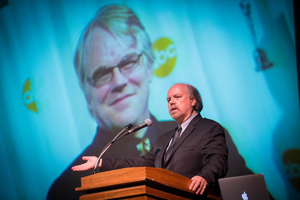 University Speaker Series: Michael Shelden 2014