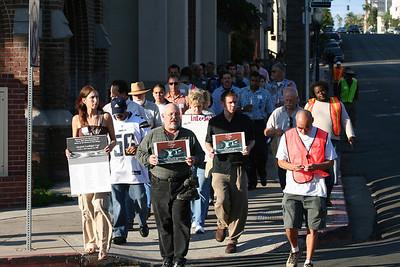 Interfaith Homeless Vigil