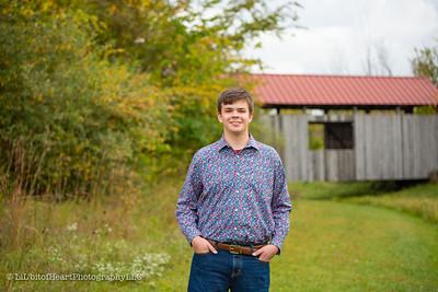 Griffin Ewing Senior 2020-21