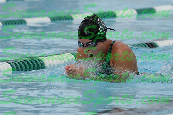 Suwannee High School Swimming 2017