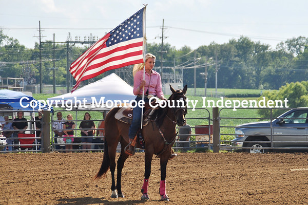 Monroe County Fair Equestrian  - 2018