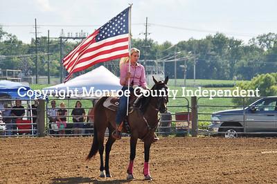 Monroe County Fair Equestrian  - 2018
