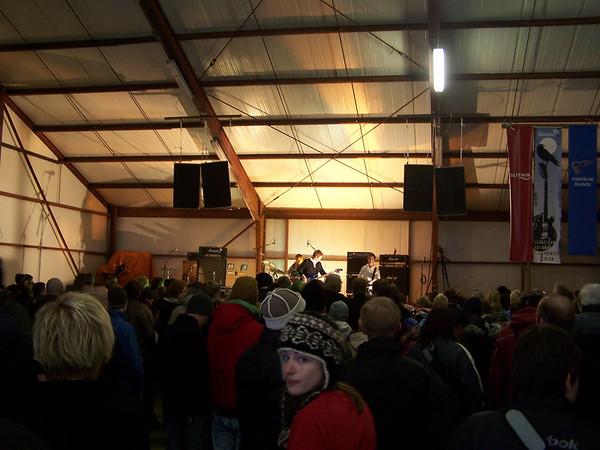 Aldrei fór ég suður 2007