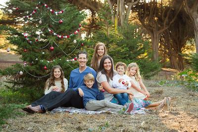The Bennett Family 2014