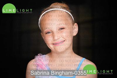 Sabrina Bingham