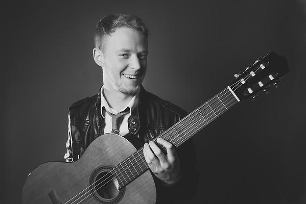 Josh Guitar Shots