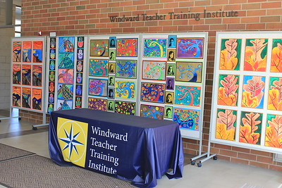 Westchester Middle School: Spring Art Exhibit