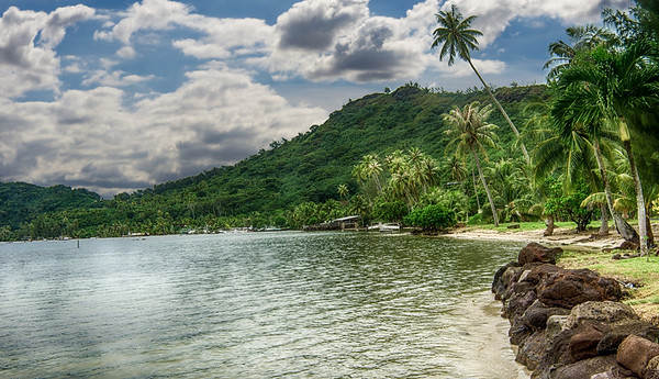 South Pacific Cruise - 18 April-5 May