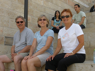 2011-05-16 - Old City shopping and Church of Holy Sepulchre