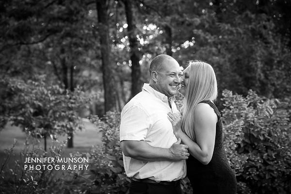 Scott & Hayley engagement