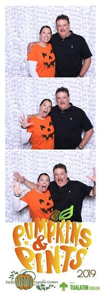 Pumpkins & Pints 2019