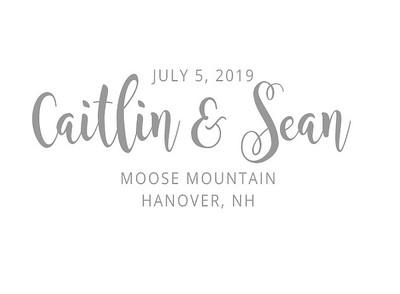 Caitlin & Sean's Wedding!