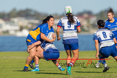 Alcohol. Think Again. Womens Rugby Nedlands vs Palmyra 11.08.2018