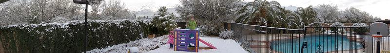 Snow Day!!!!  1.22.2007
