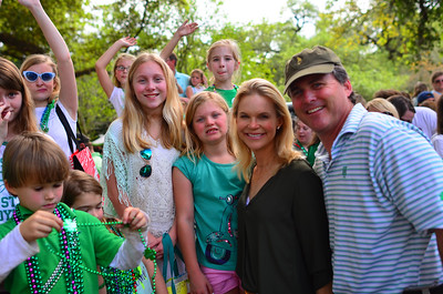 St. Patrick Day 2017 - Fun with The Waters Family