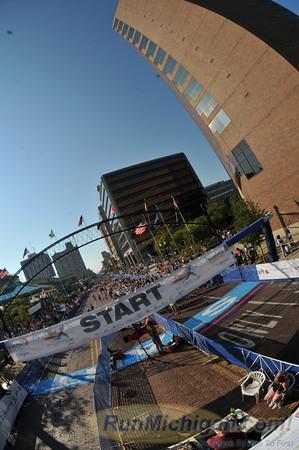 8K Walk Start - 2012 Crim