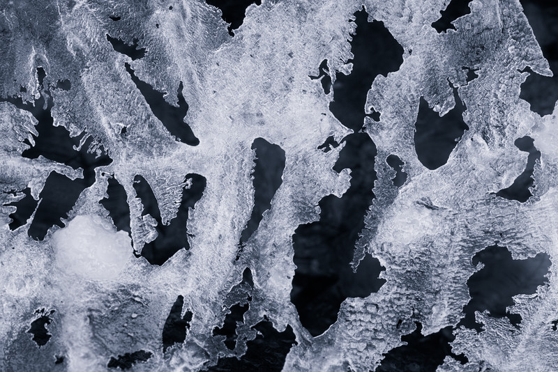Patterns in the Salt