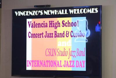 2019-04-30 VHS & CSUN Jazz Band @ Vincenzo's