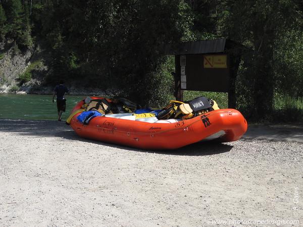 SmugRetreat 2011: Whitewater Rafting