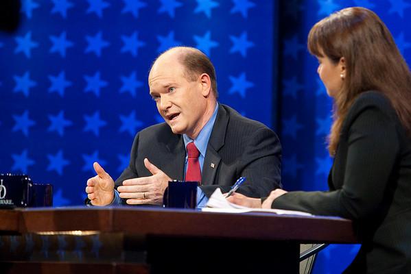 Delaware Senate Debate 2010 (Odonnell vs. Coons)