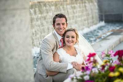 Clayton and Kelly Wedding