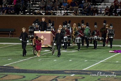 Swamp Classic Band Competition 9/30/17