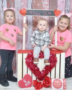 Magnussen Valentine's Day 2020