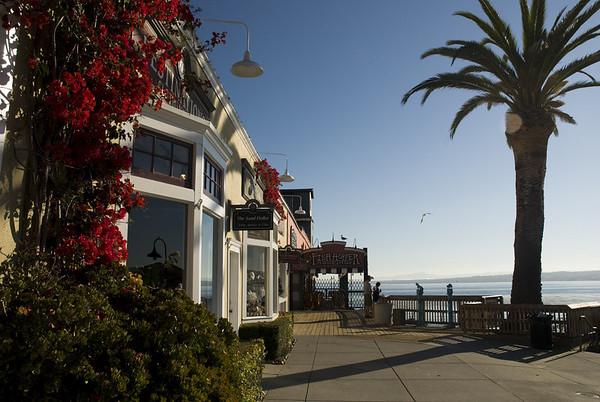 Santa Cruz & Monterey