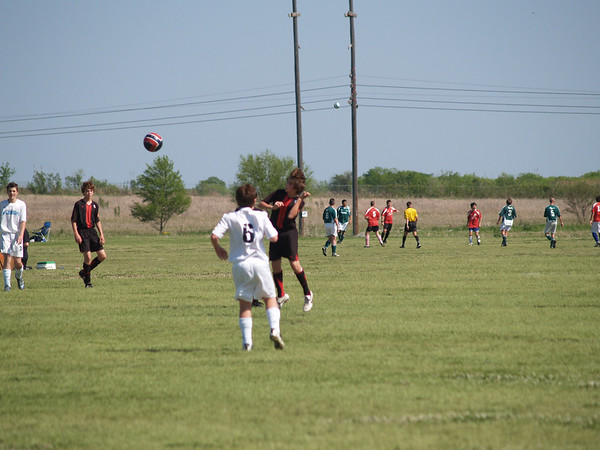 Lonestar Soccer vs. Fusion 4.6.2008