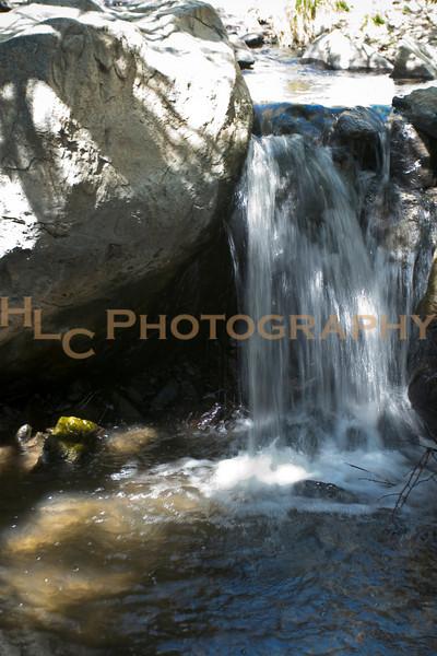 Bouquet Canyon Waterfall, Bouquet Canyon, CA 3/28/09