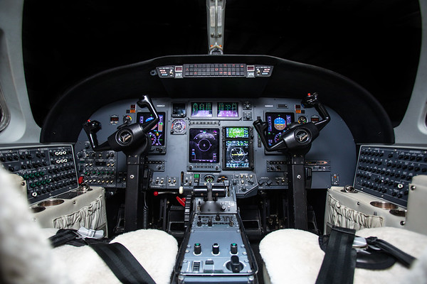 Citation Encore N888GD Interior (High Res No Logo)