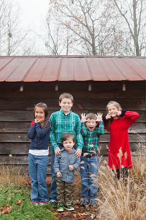 Driskell/Lanford Family 2015