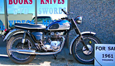 1961 Triumph for sale