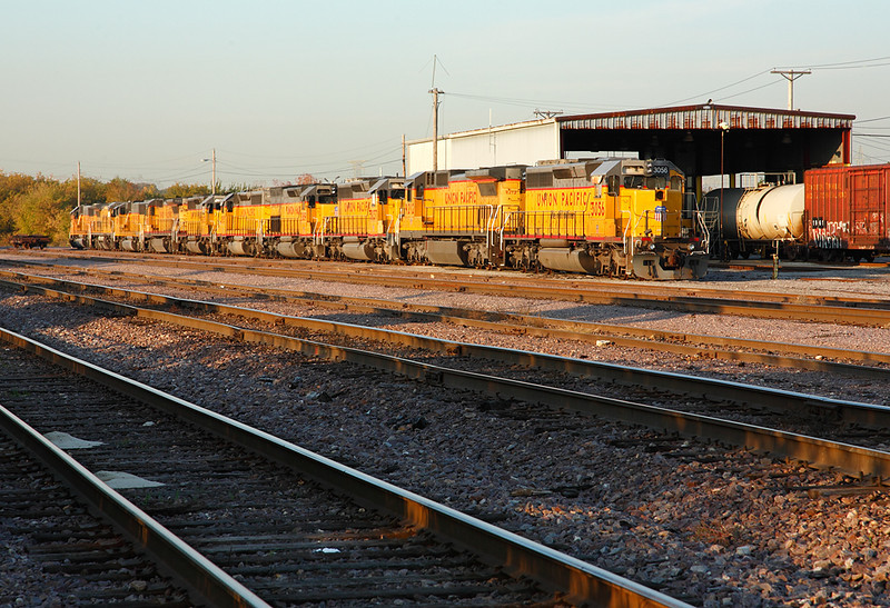 Union Pacific Butler Yard - Butler, WI