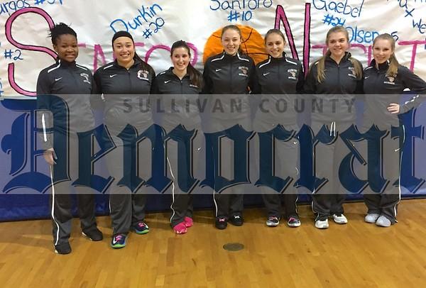 Sullivan West vs SS Seward Girls