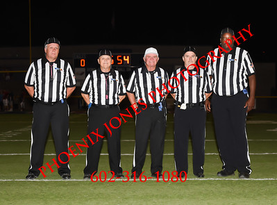 10-21-2016 - Phoenix Christian at Scottsdale Christian Academy Football Game