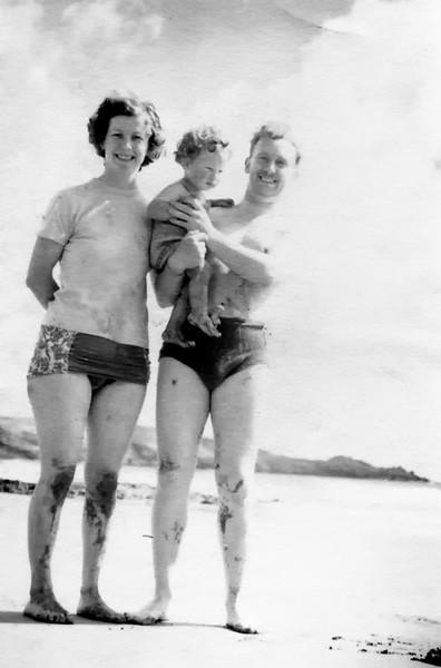 Family Holiday 1951