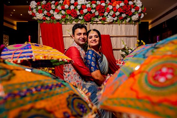 Varun & Aarti
