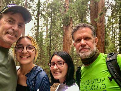 2021 Sequoia - General Sherman's Tree