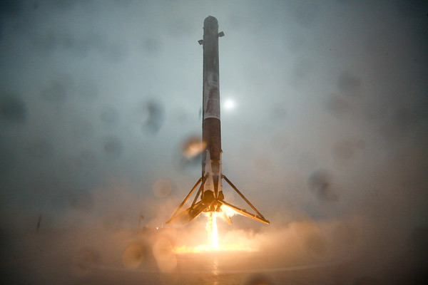 SpaceX Falcon 9 v1.1  NASA/NOAA JASON  Jan. 17, 2016