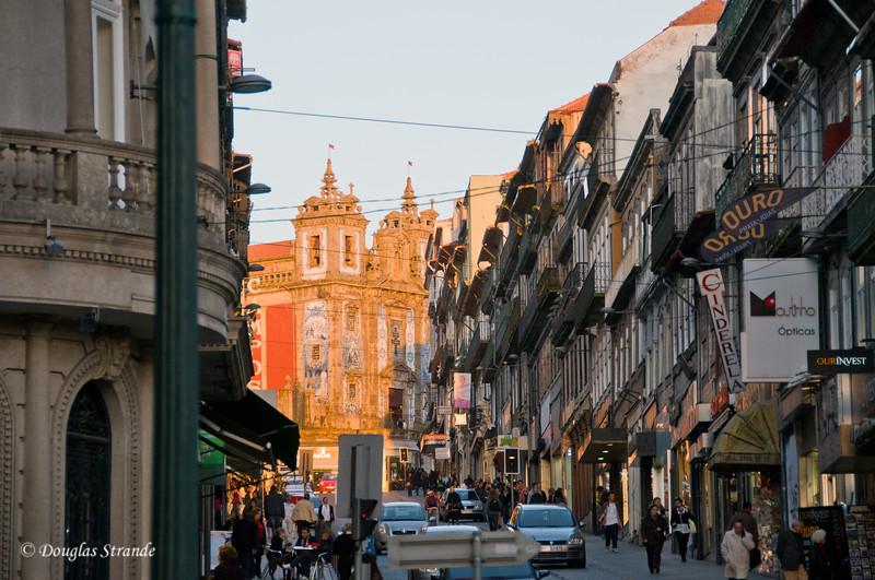 Fri 3/18 in Porto: Sunset light