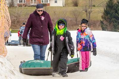 Snow Tubing 12-30-14