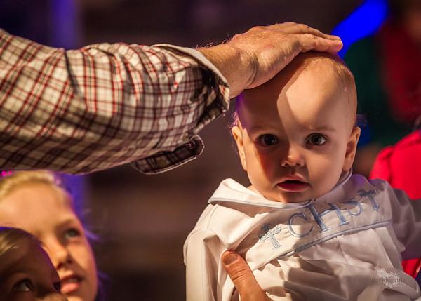 Baptism - Carson Humbaugh