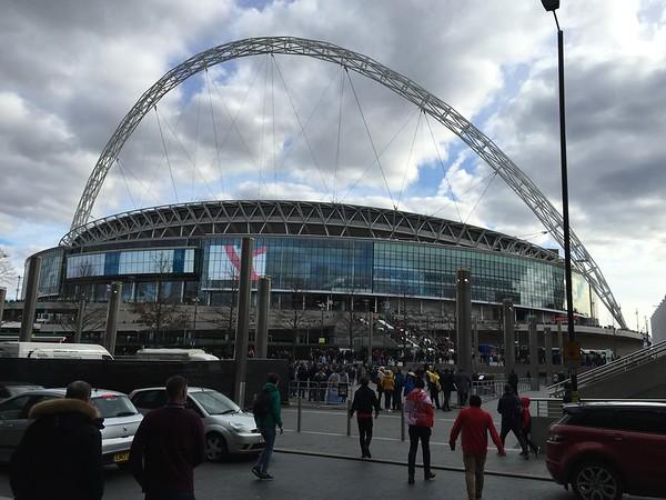 Wembley Stadium (England)