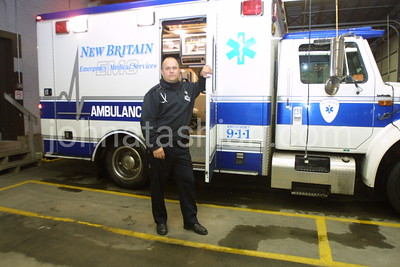 New Britain EMS -  Staff Working - October 11, 2002