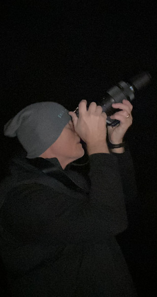 Me shooting moon