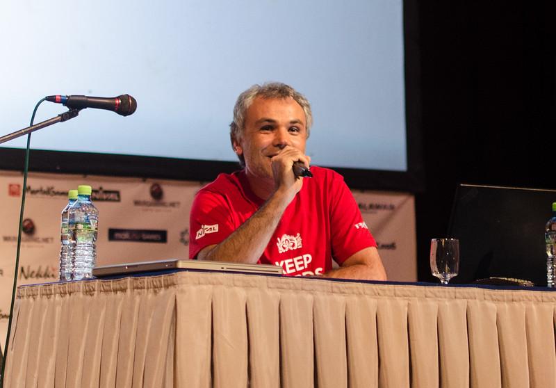 Сергей Орловский на КРИ 2012