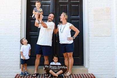 Bruni Family: Fall 2017