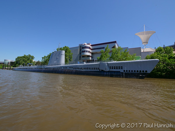 USS Requin SS-481 - Tench Class - Pittsburgh, PA